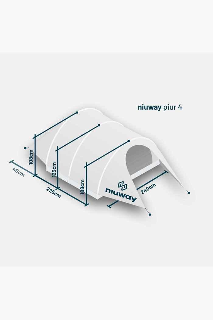 niuway Piur 4 tente 2