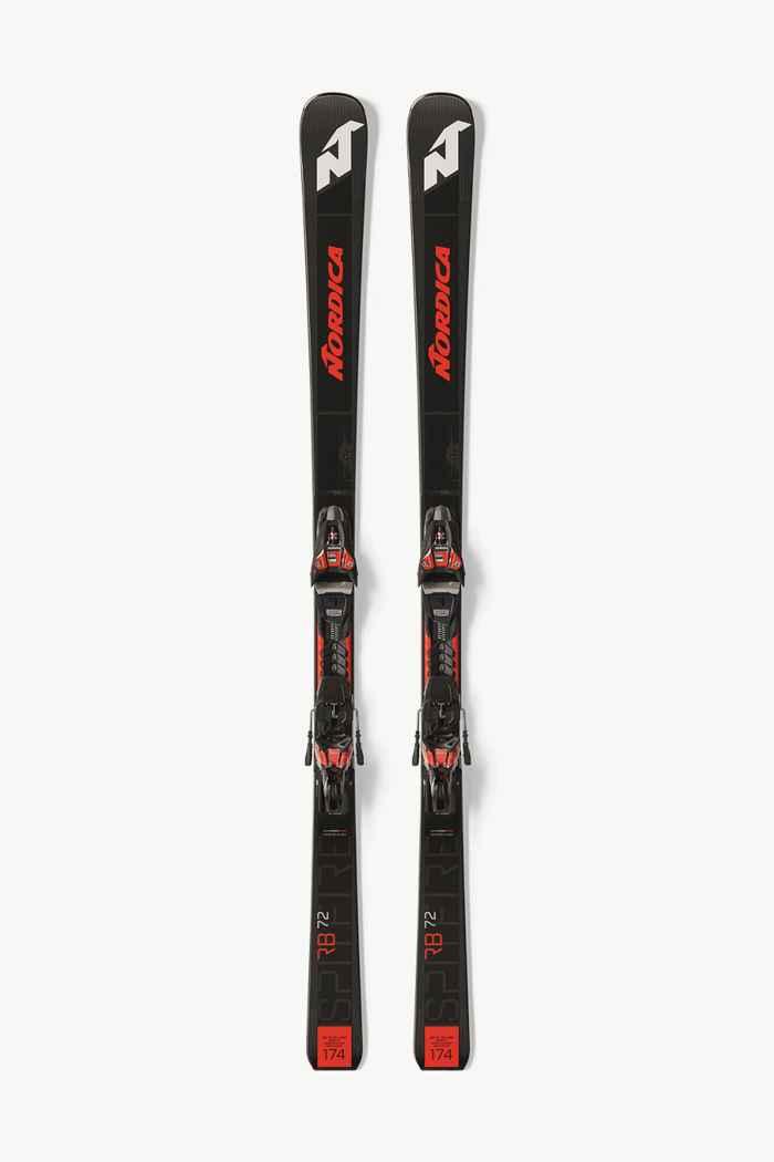 Nordica Dobermann Spitfire 72 RB Ski Set 20/21 1