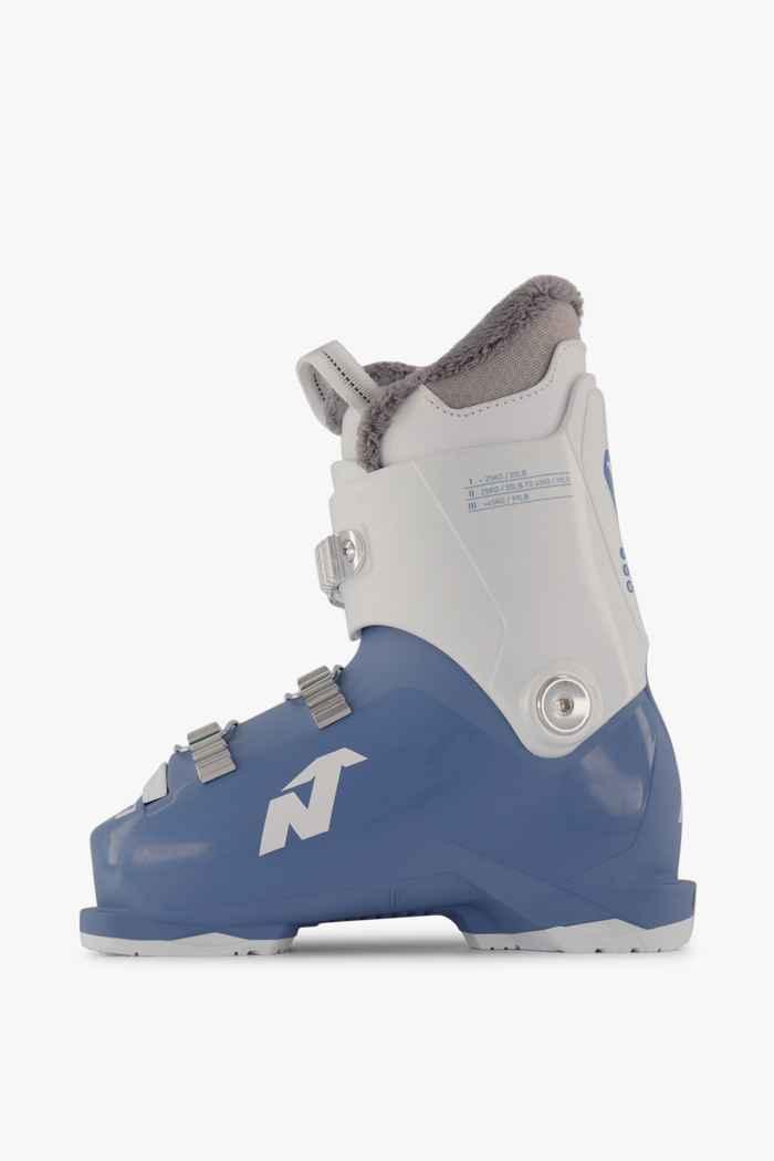 Nordica Speedmachine J3 chaussures de ski filles Couleur Bleu 2
