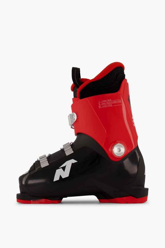 Nordica Speedmachine J3 Kinder Skischuh Farbe Schwarz-rot 2