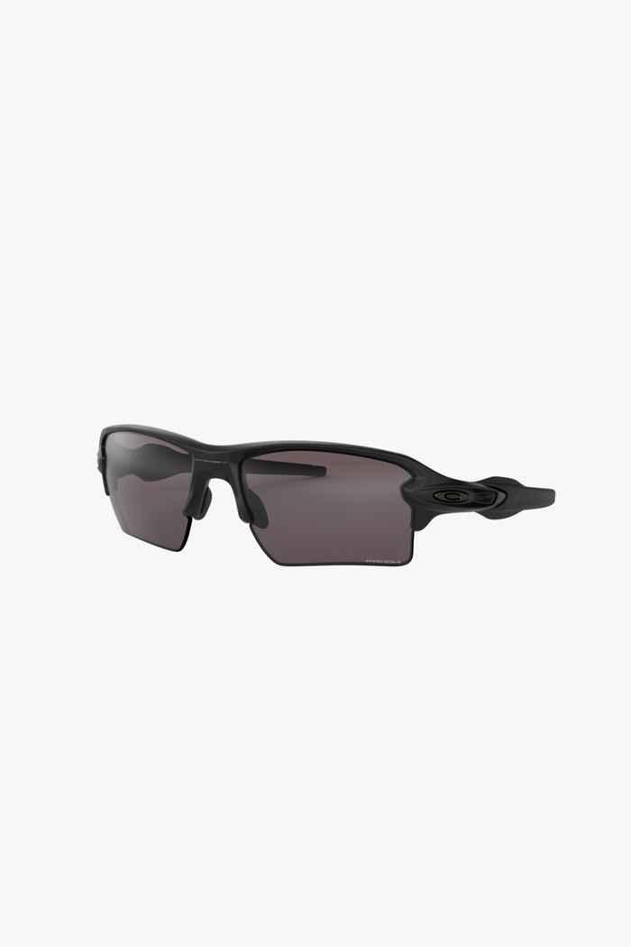 Oakley Flak 2.0 XL Sonnenbrille Farbe Rot 1
