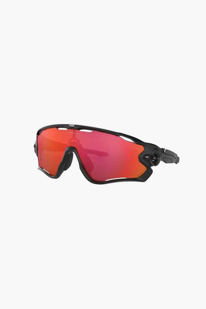 Oakley Jawbreaker Sportbrille Farbe Schwarz 1