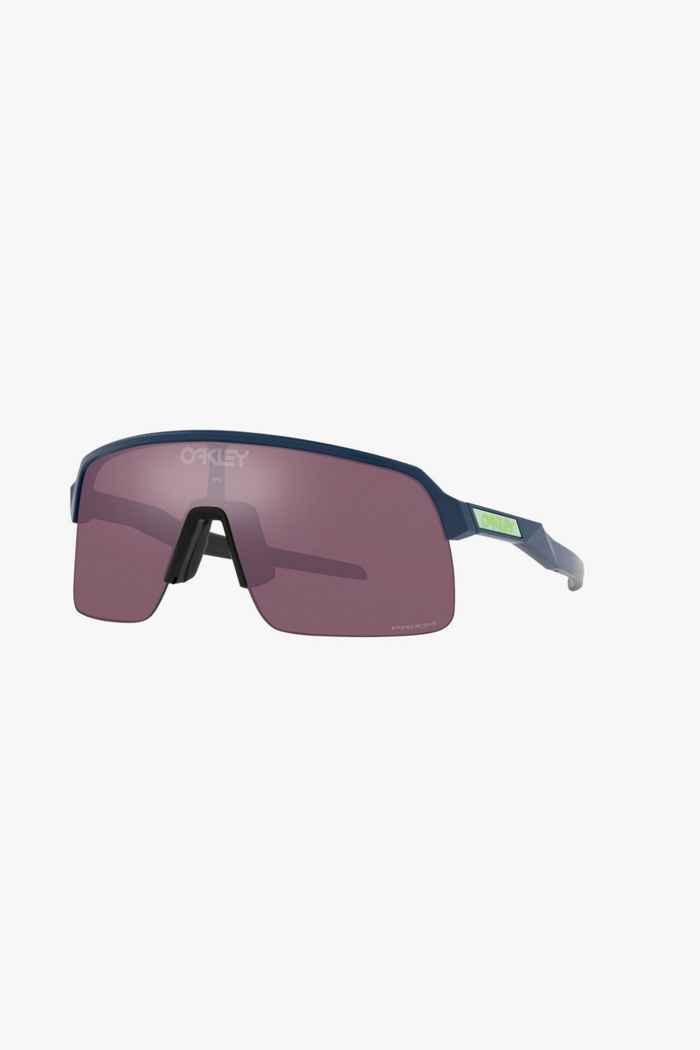 Oakley Sutro Lite Sportbrille Farbe Blau 1