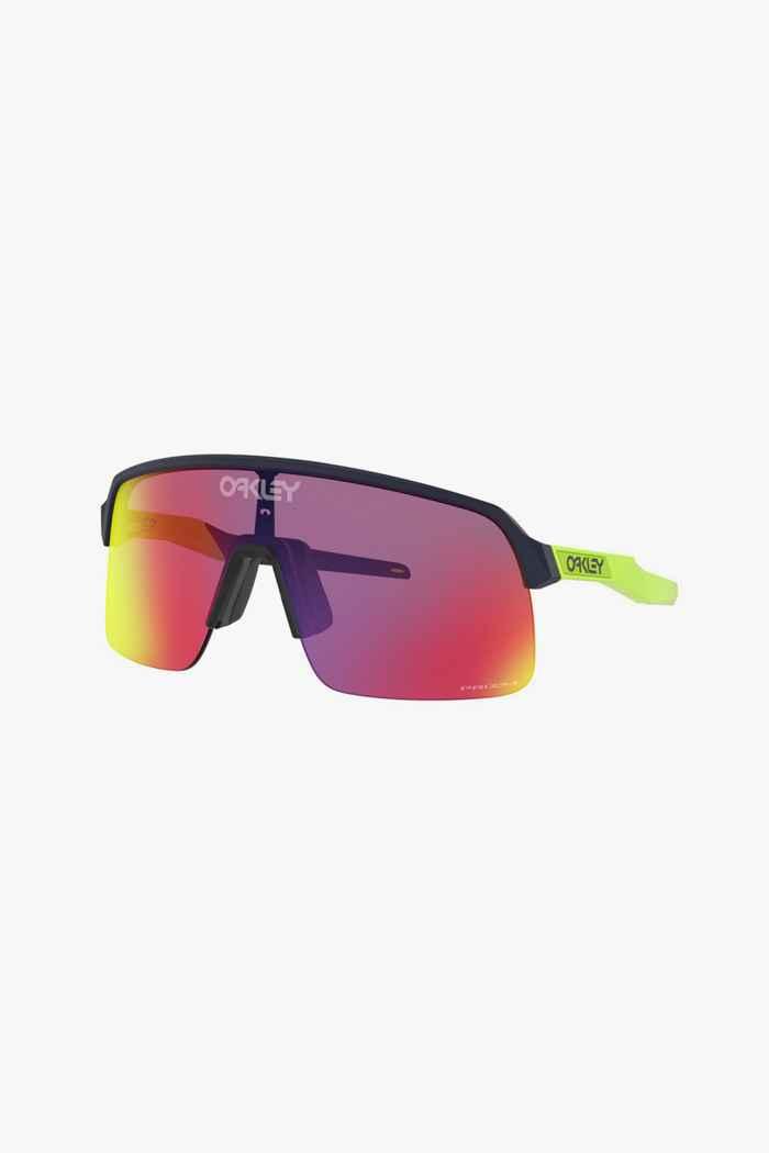Oakley Sutro Lite Sportbrille Farbe Gelb 1
