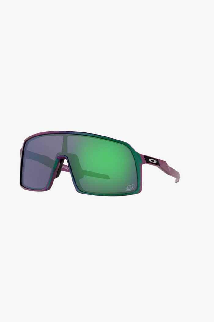 Oakley Sutro Sportbrille Farbe Grün 1