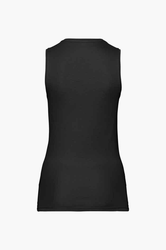 Odlo Active F-Dry Light ECO Damen Thermoshirt Farbe Schwarz 2
