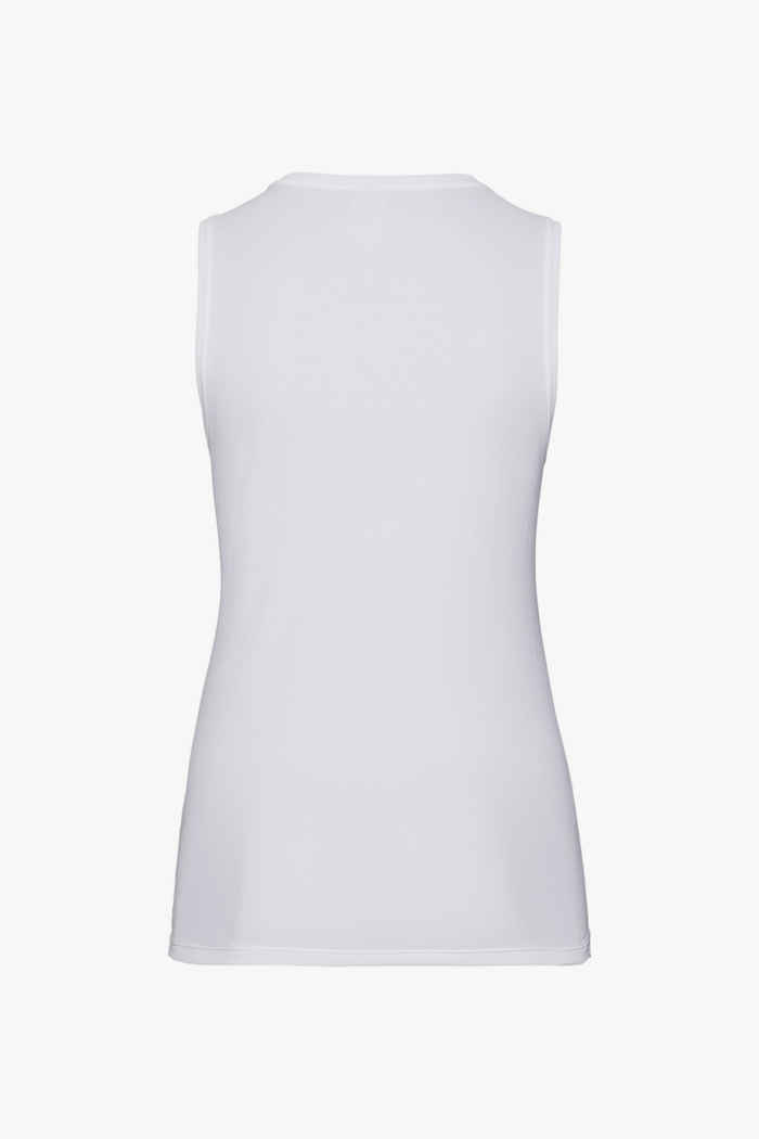 Odlo Active F-Dry Light ECO Damen Thermoshirt Farbe Weiß 2