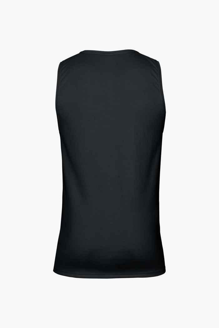 Odlo Active F-Dry Light ECO Herren Thermoshirt Farbe Schwarz 2