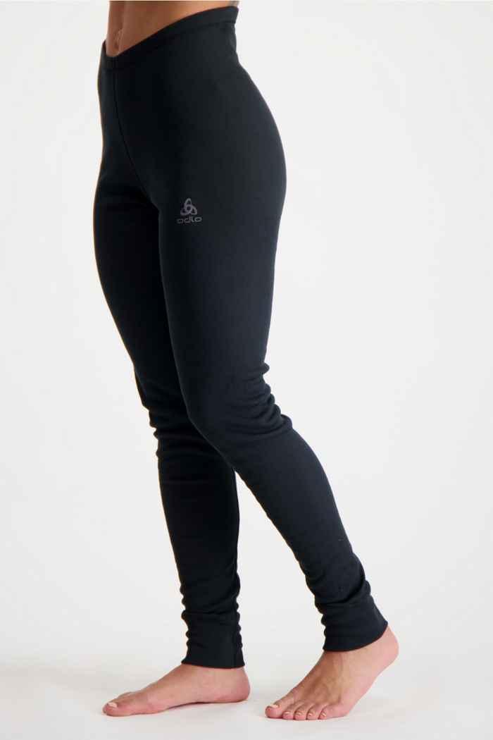 Odlo Active Warm ECO Damen Thermohose Farbe Schwarz 1