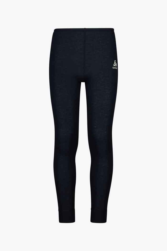 Odlo Active Warm ECO pantalon thermique enfants Couleur Bleu navy 1