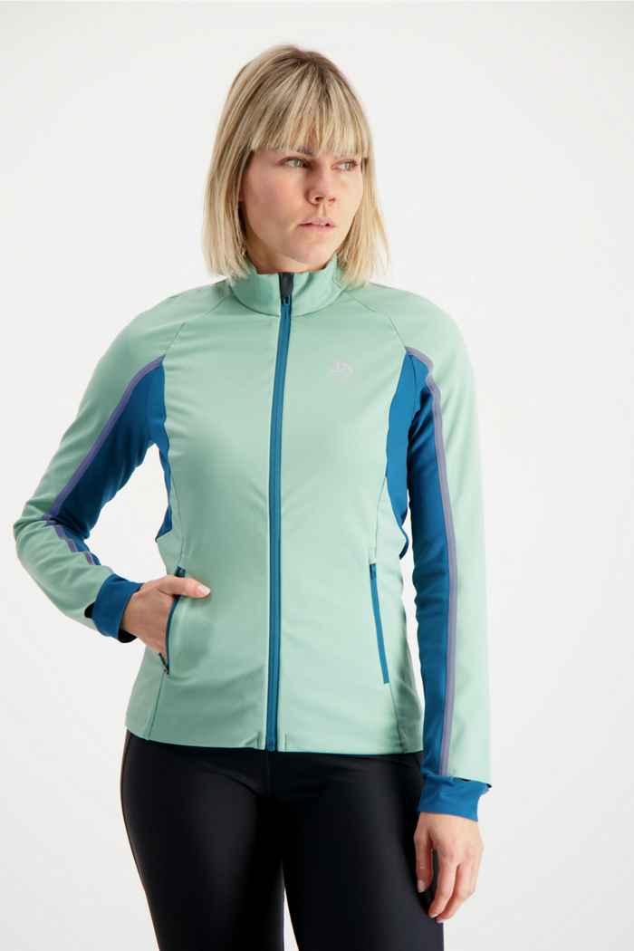 Odlo Aeolus Pro veste de ski de fond femmes 1