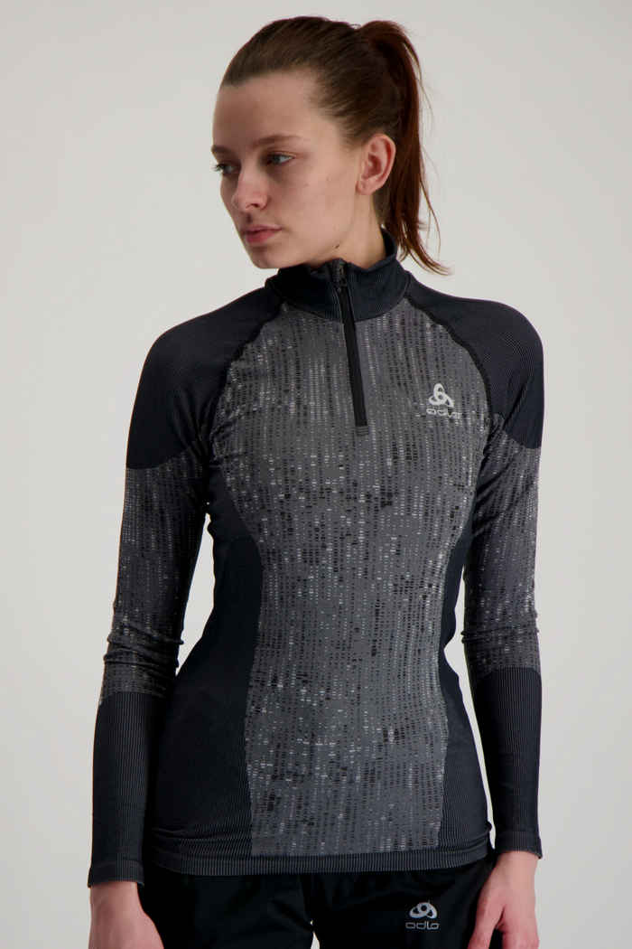 Odlo Blackcomb Evolution Warm Damen Longsleeve 1