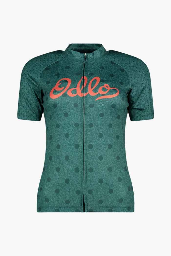 Odlo Element Damen Biketrikot Farbe Grün 1