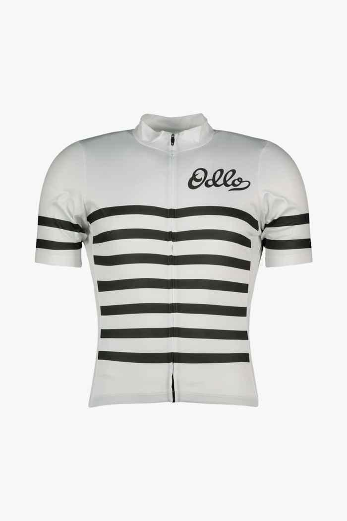 Odlo Element Herren Biketrikot Farbe Weiß 1
