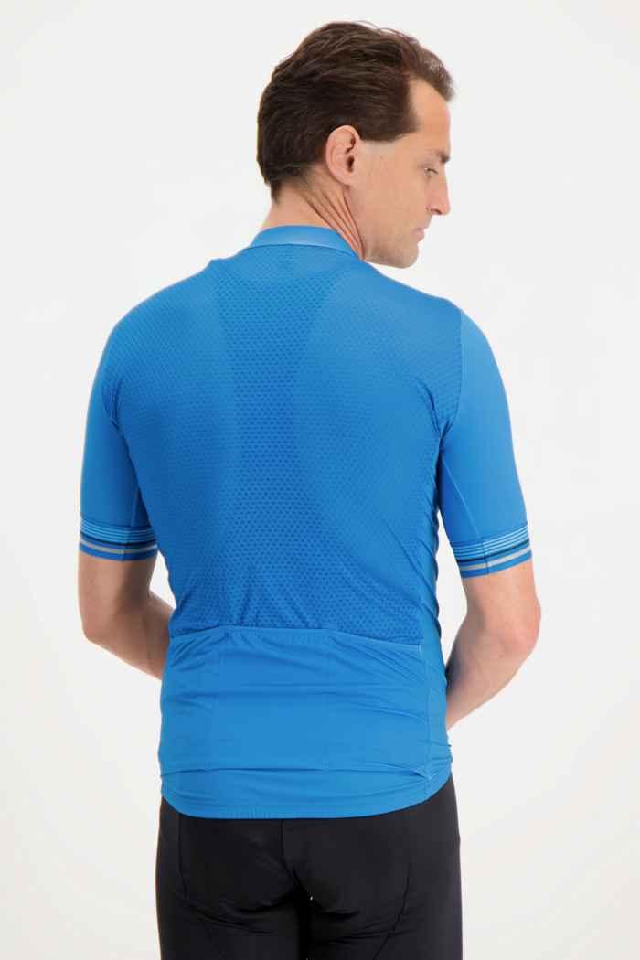 Odlo Fujin Ceramicool Herren Biketrikot Farbe Blau 2