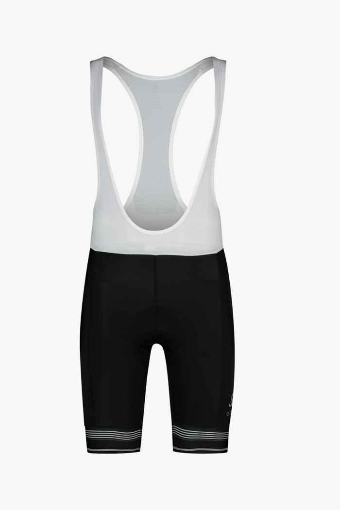 Odlo Fujin Zeroweight Herren Bib Tight Farbe Schwarz-weiß 1
