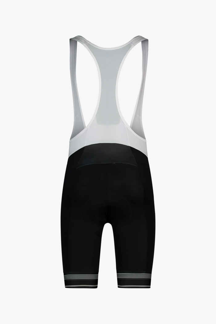 Odlo Fujin Zeroweight Herren Bib Tight Farbe Schwarz-weiß 2