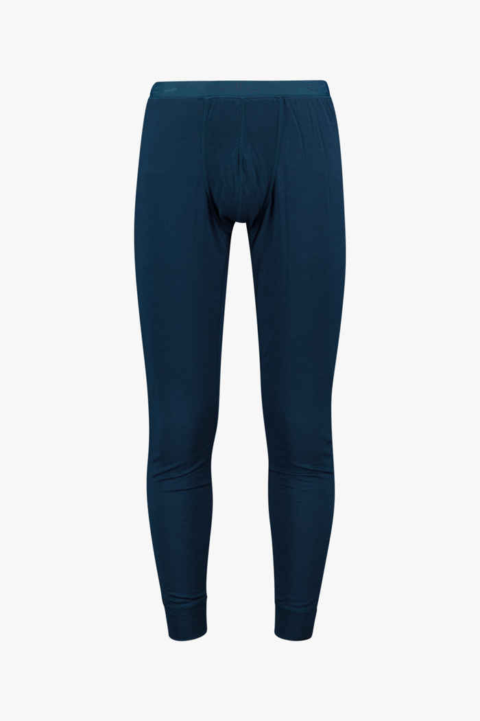 Odlo Natural 100 Merino Warm pantalon thermique hommes 1