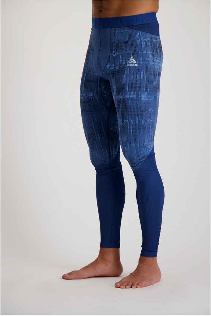 Odlo Performance Blackcomb Herren Thermohose Farbe Blau 1