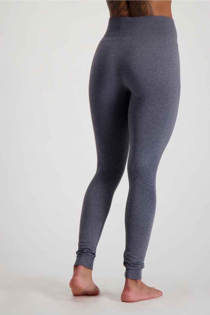 Odlo Performance Warm ECO Damen Thermohose Farbe Grau 2