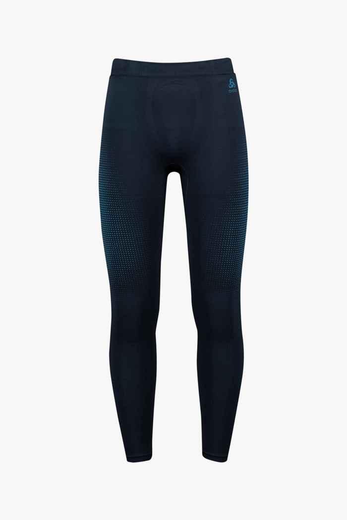 Odlo Performance Warm ECO pantalon thermique hommes Couleur Bleu 1