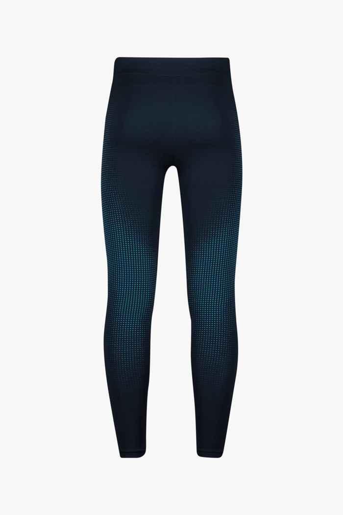 Odlo Performance Warm ECO pantalon thermique hommes Couleur Bleu 2