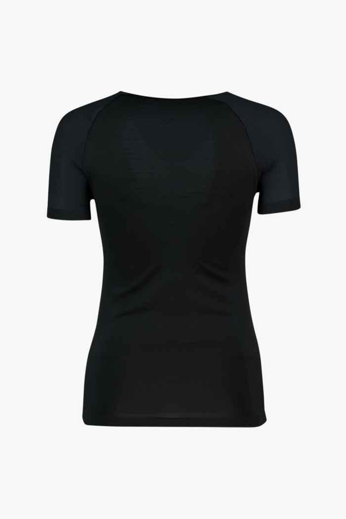 Odlo Performance X-Light Damen Thermoshirt Farbe Schwarz 2
