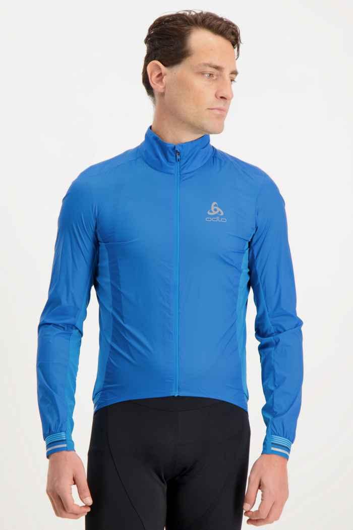 Odlo Zeroweight Dual Dry giacca da bike uomo 1