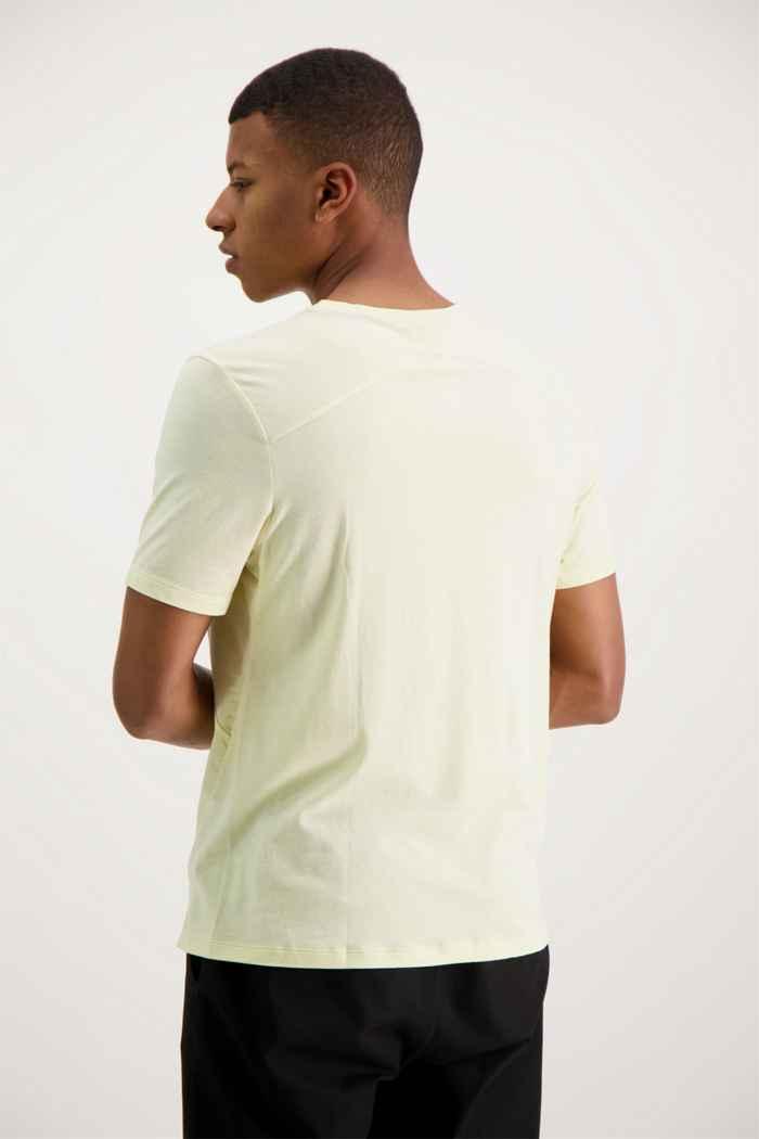 On Active-T t-shirt hommes Couleur Jaune 2