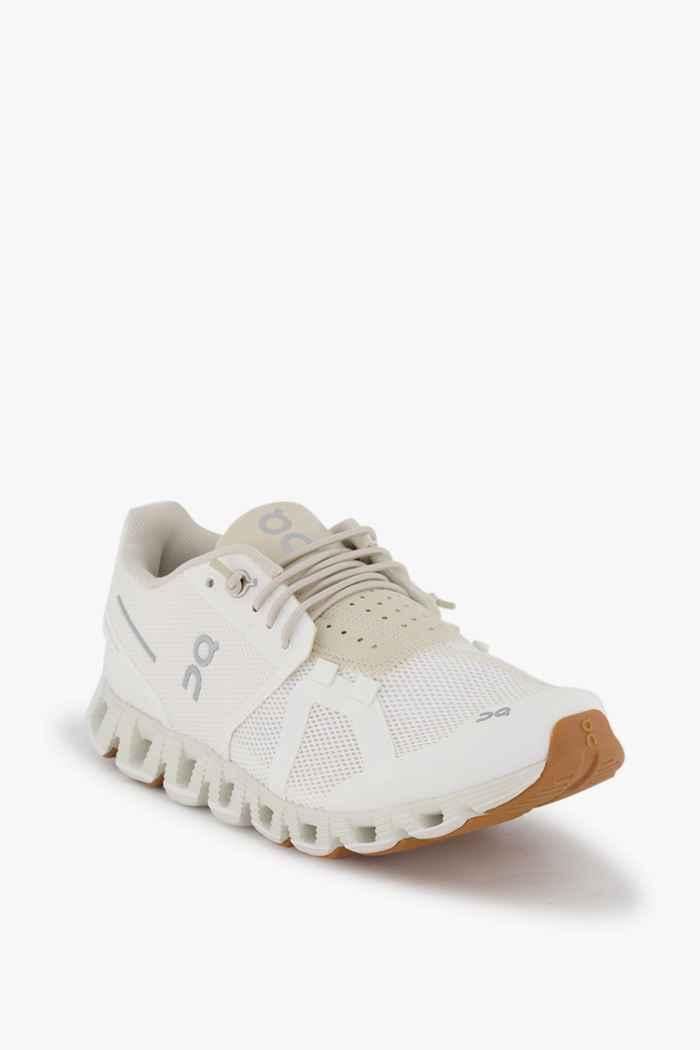 On Cloud chaussures de course femmes Couleur Blanc 1