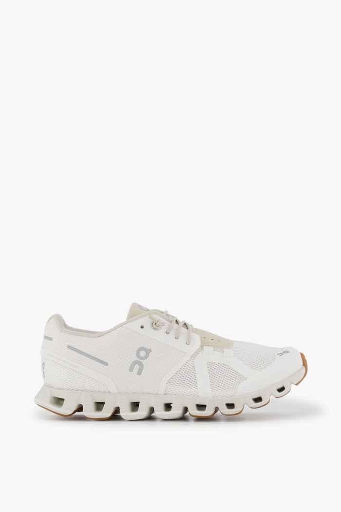 On Cloud chaussures de course femmes Couleur Blanc 2