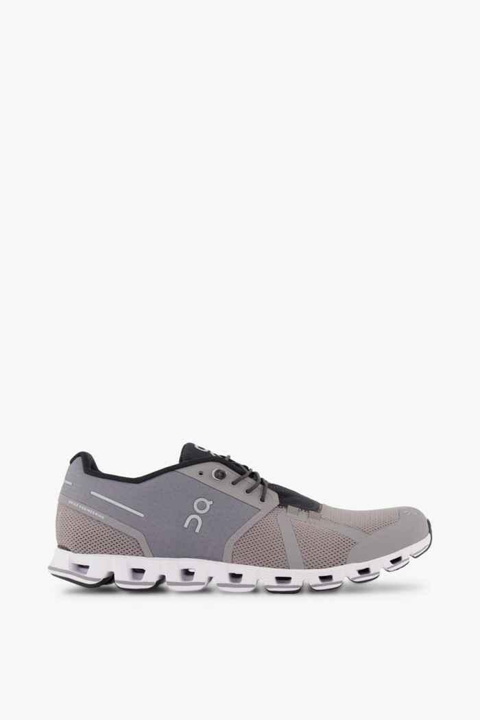 On Cloud chaussures de course hommes Couleur Gris 2