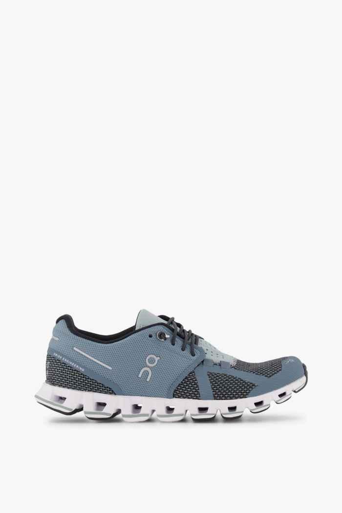 On Cloud Damen Laufschuh Farbe Blau 2