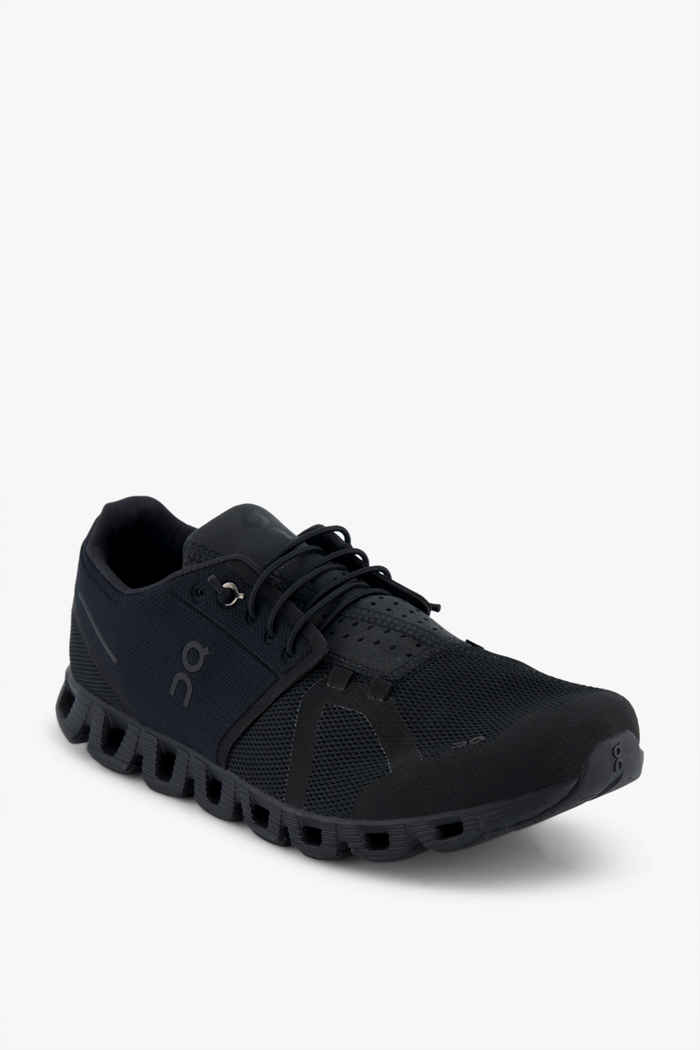On Cloud Damen Laufschuh Farbe Schwarz 1