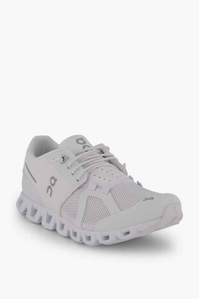 On Cloud Damen Laufschuh Farbe Weiß 1