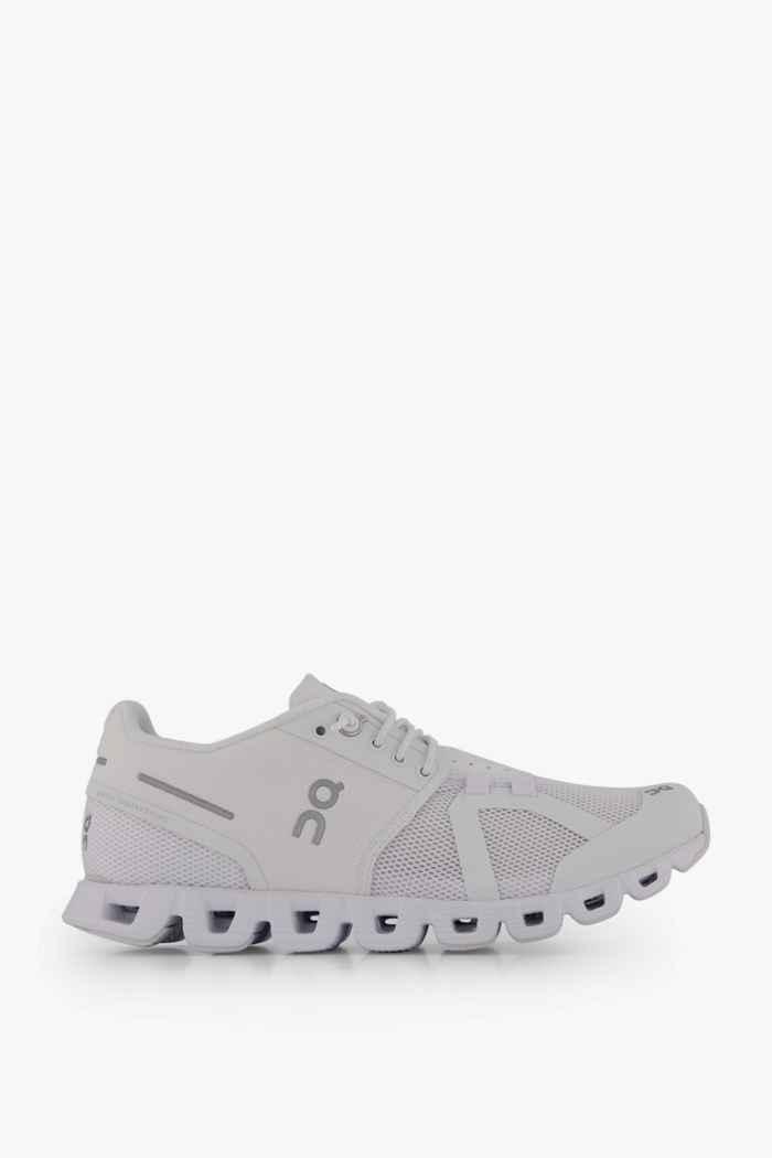 On Cloud Damen Laufschuh Farbe Weiß 2