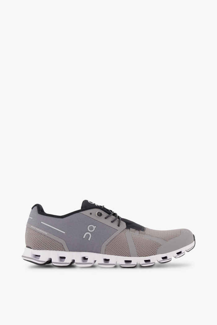 On Cloud Herren Laufschuh Farbe Grau 2