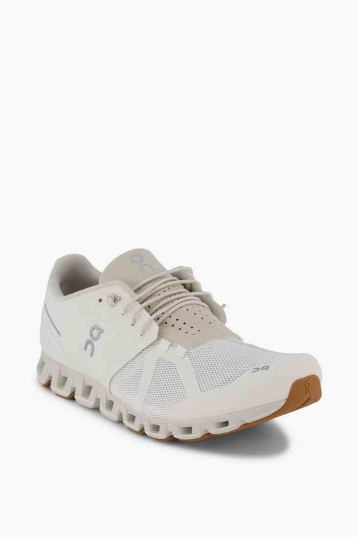 On Cloud Herren Laufschuh Farbe Weiß 1