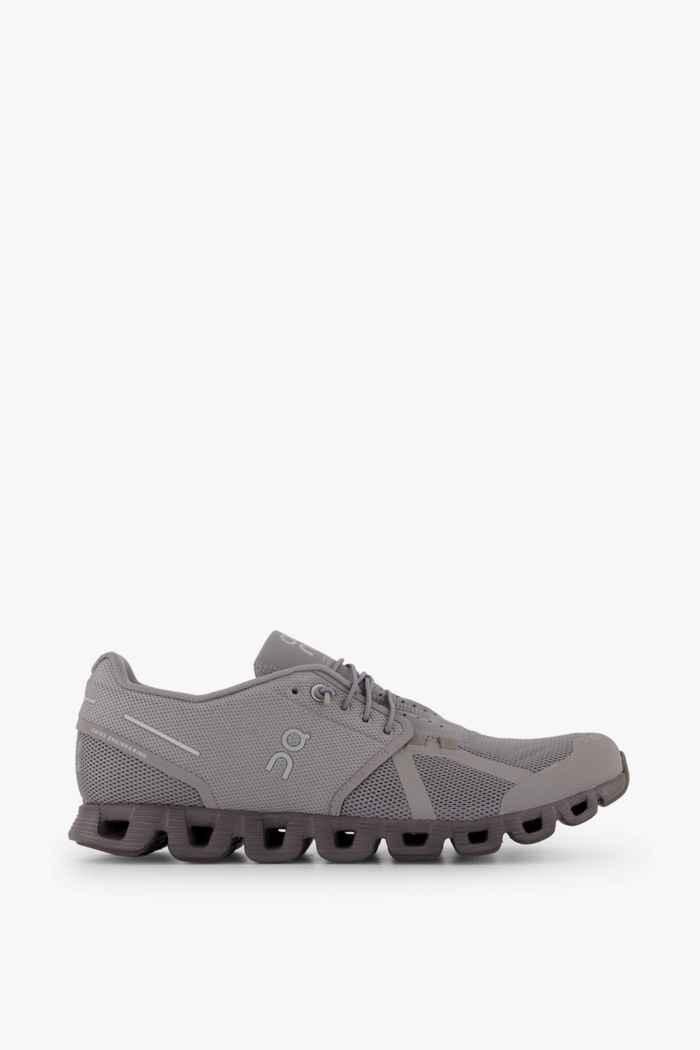 On Cloud Monochrome chaussures de course hommes Couleur Gris 2