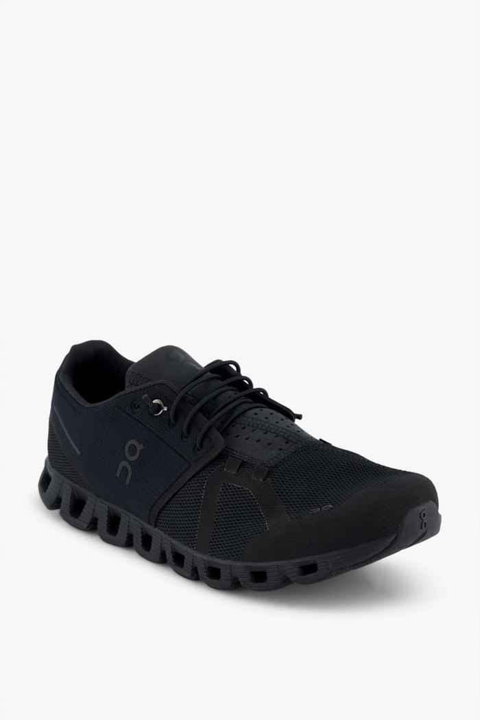On Cloud scarpe da corsa uomo Colore Nero 1