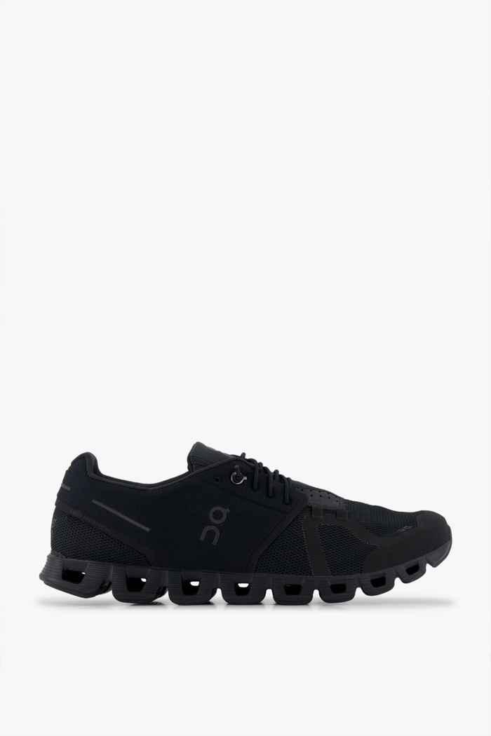 On Cloud scarpe da corsa uomo Colore Nero 2