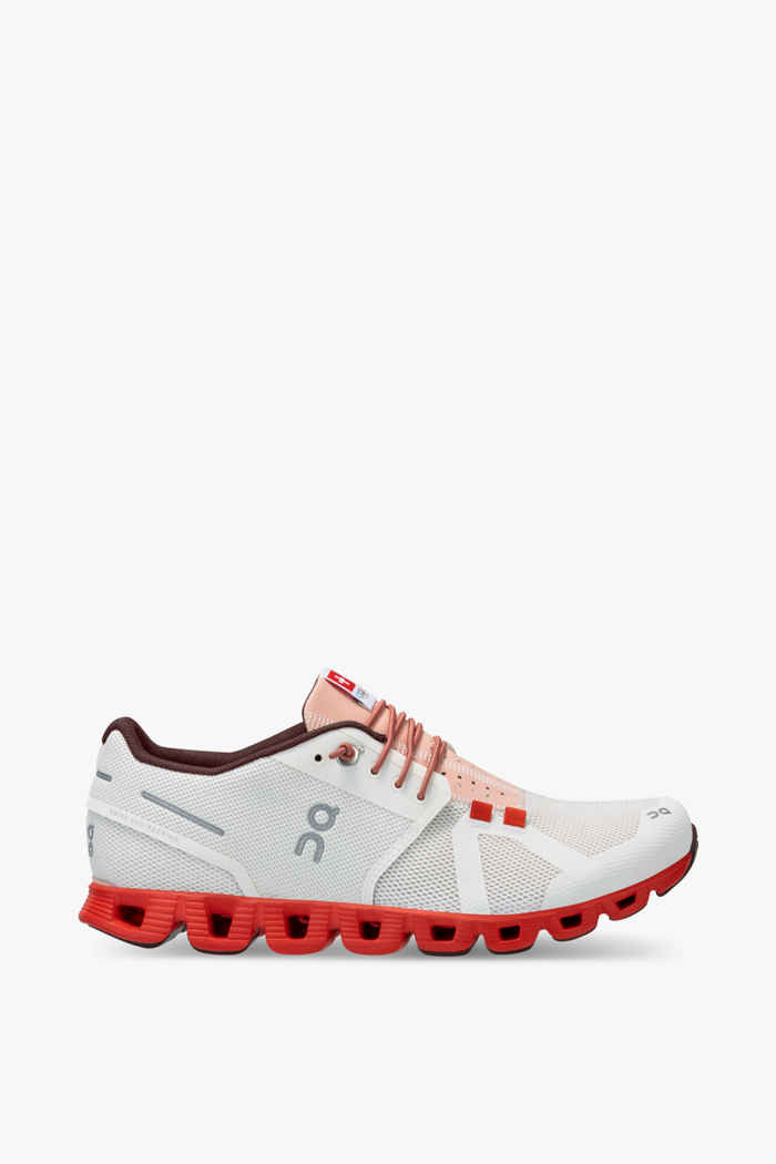 On Cloud Swiss Olympic chaussures de course femmes 2