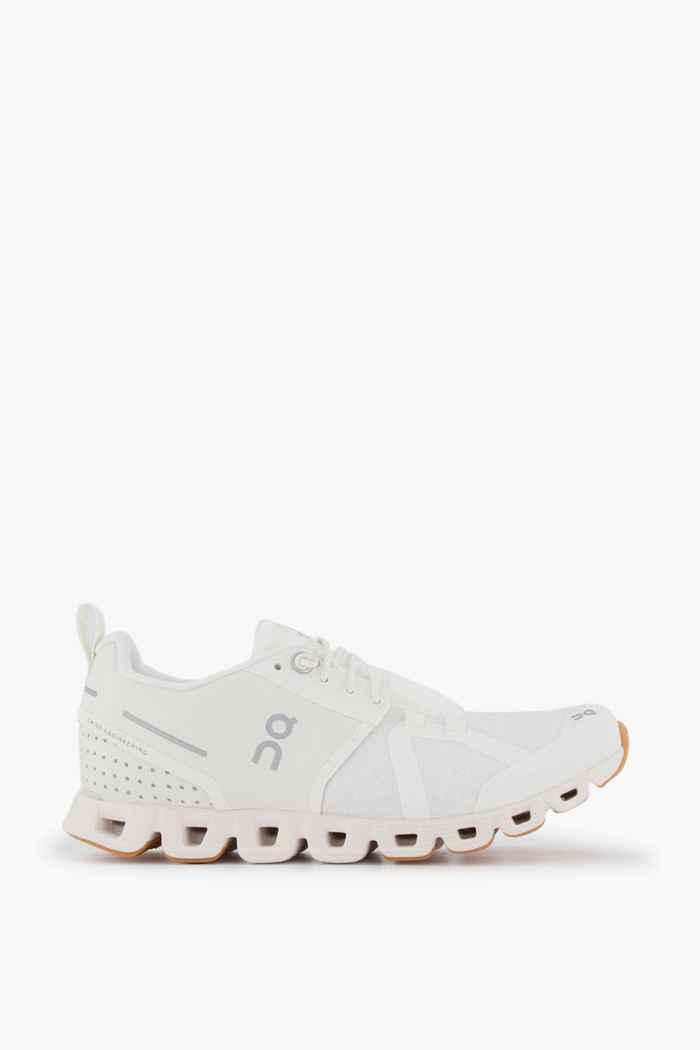 On Cloud Terry chaussures de course femmes Couleur Blanc 2
