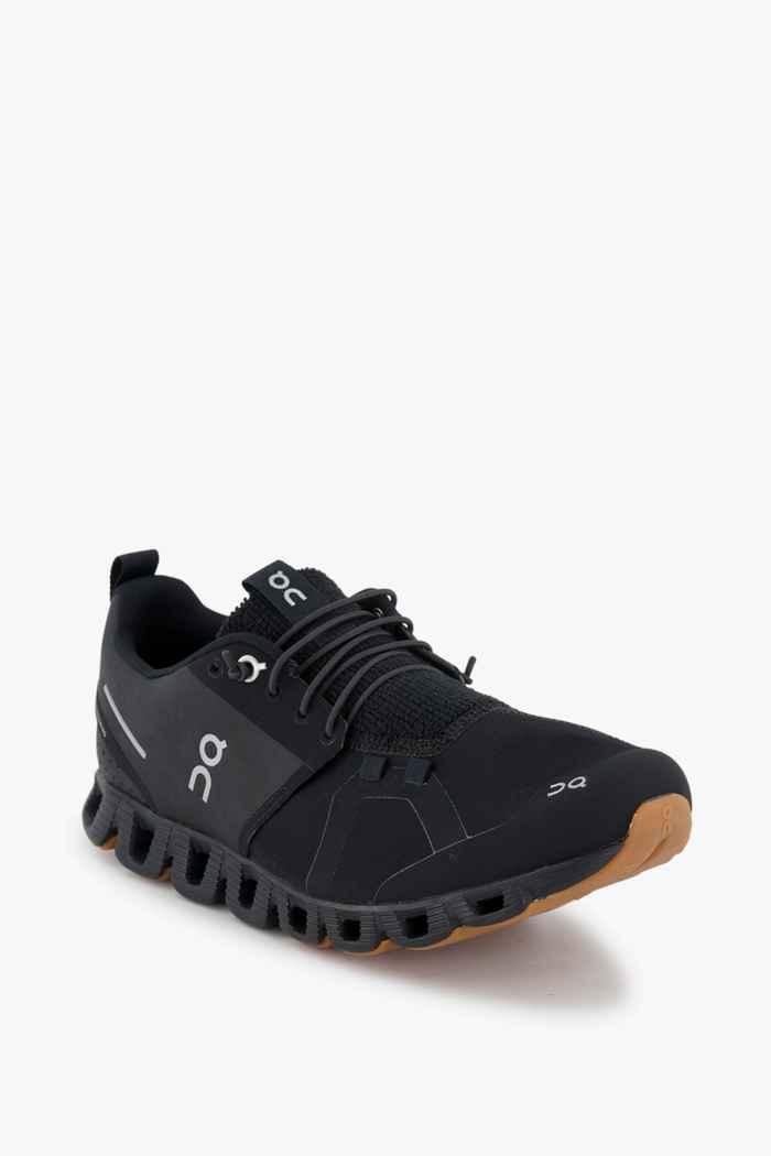 On Cloud Terry chaussures de course hommes Couleur Noir 1