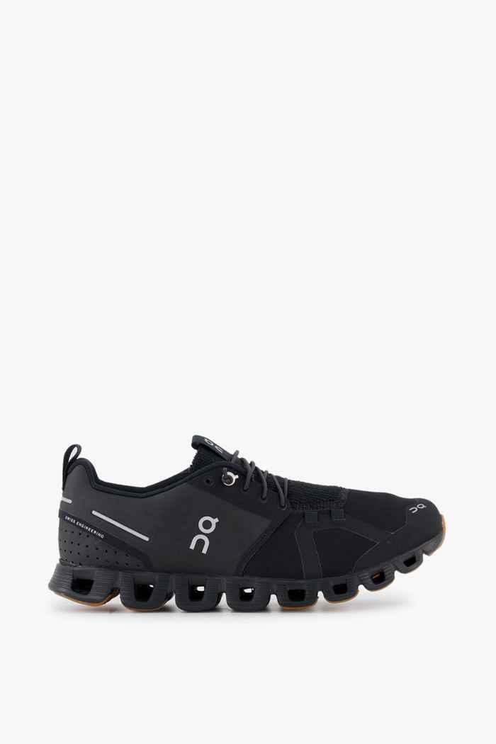 On Cloud Terry chaussures de course hommes Couleur Noir 2
