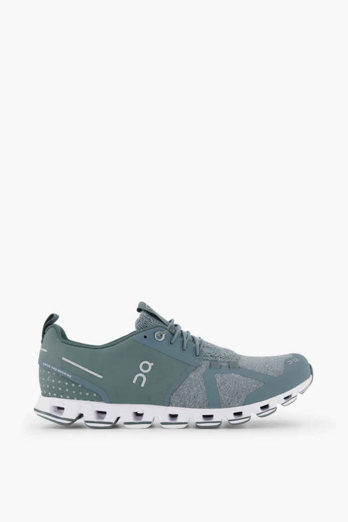 On Cloud Terry chaussures de course hommes Couleur Olive 2