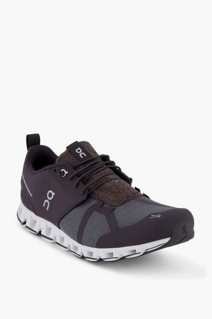 On Cloud Terry scarpe da corsa uomo Colore Marrone scuro 1