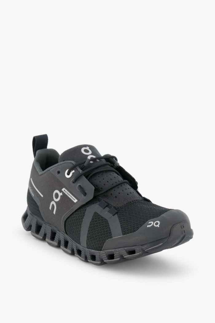 On Cloud Waterproof chaussures de course femmes Couleur Noir 1