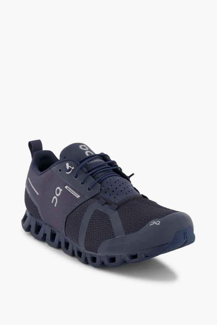 On Cloud Waterproof chaussures de course hommes Couleur Bleu navy 1