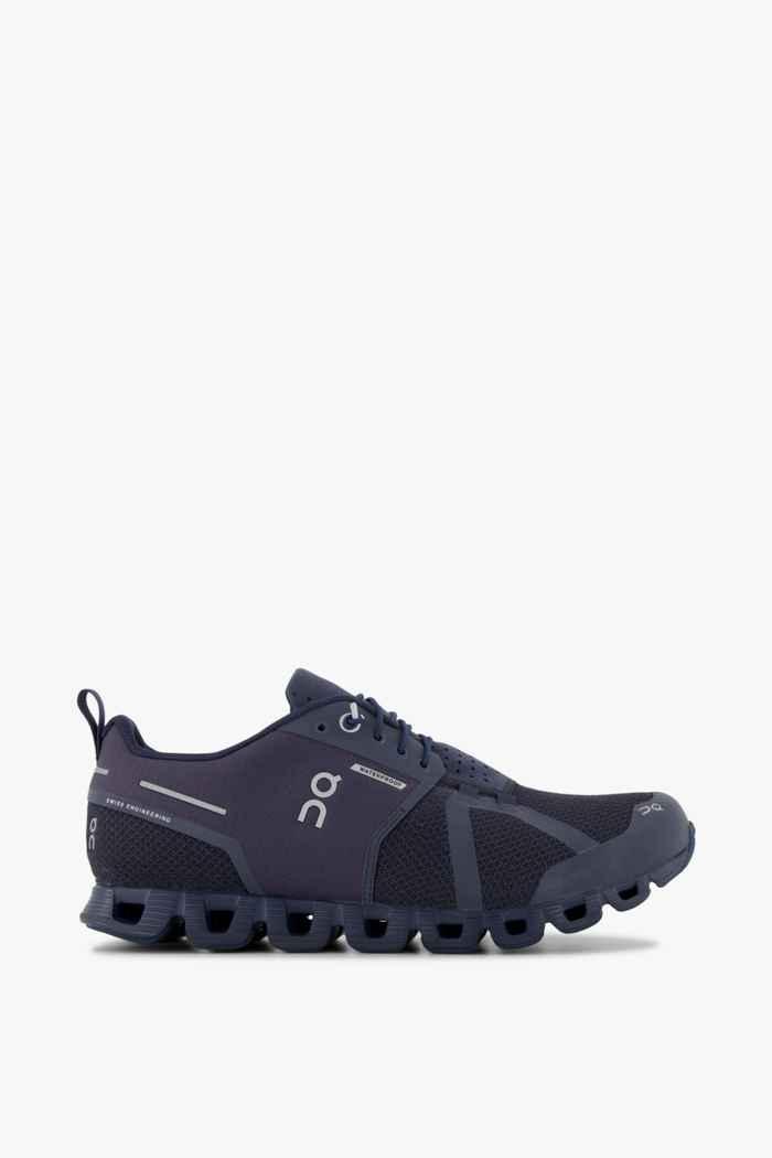 On Cloud Waterproof chaussures de course hommes Couleur Bleu navy 2